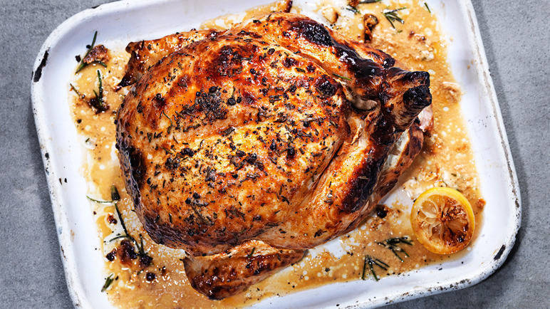 Image: Buttermilk roast chicken