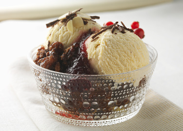 Image: Carte D'Or Christmas Pudding Sundae