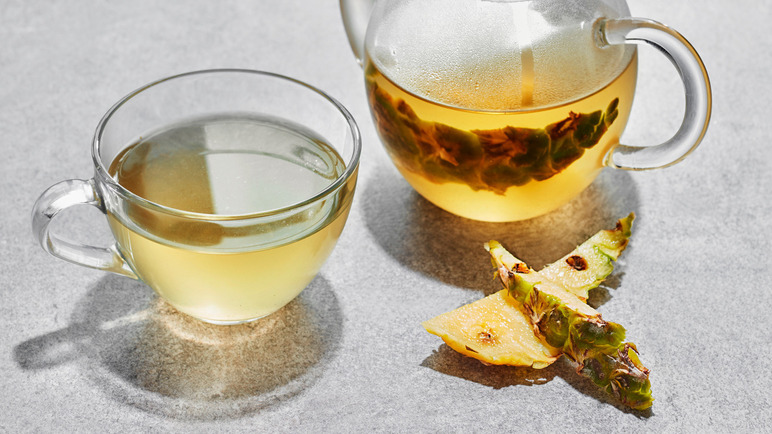 Image: Spiced pineapple tea
