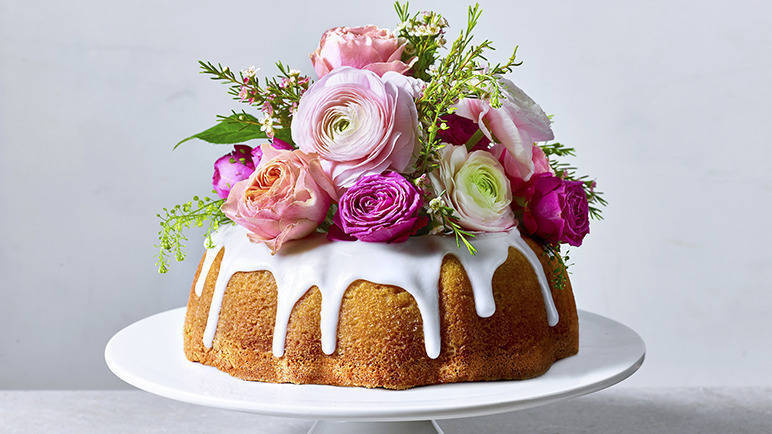 moist wedding cake recipe uk recipe elderflower and lemon cake sainsbury s 17505