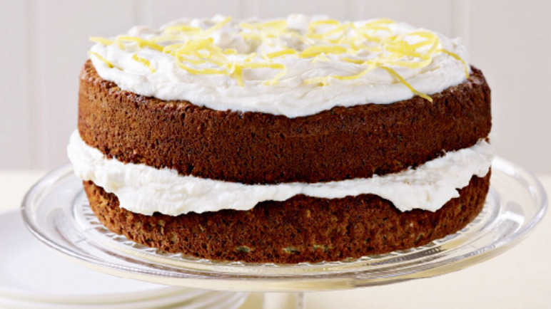 Cake Recipes Using Lemon Curd: Recipe: Lemon Curd Ricotta Cake