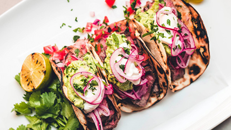 Recipe Mexican Spiced Rump Steak Tacos Recipes