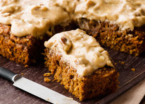 Nut Free Carrot Cake Uk