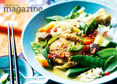 Vietnamese chicken curry image