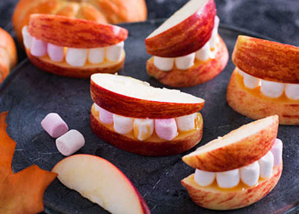 Recipe zombie apple teeth sainsburys forumfinder