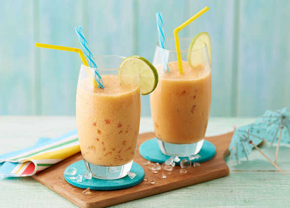 Tropical fruit smoothi image