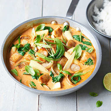 Image: Ultimate chicken coconut curry