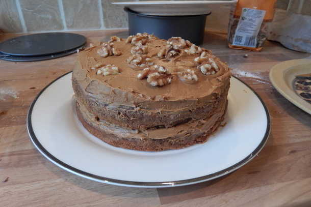 Sainsbury Recipes Coffe Cake