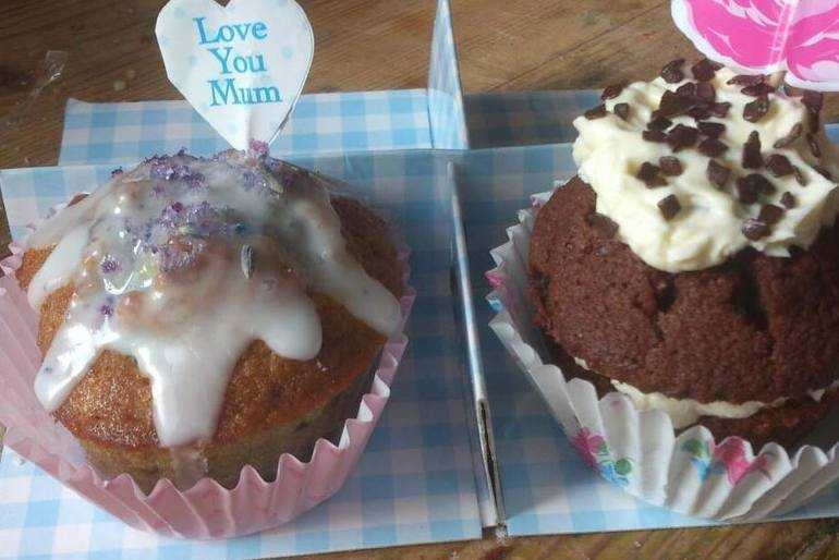 cupcakes for mummy image