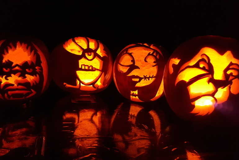 Family pumpkin image