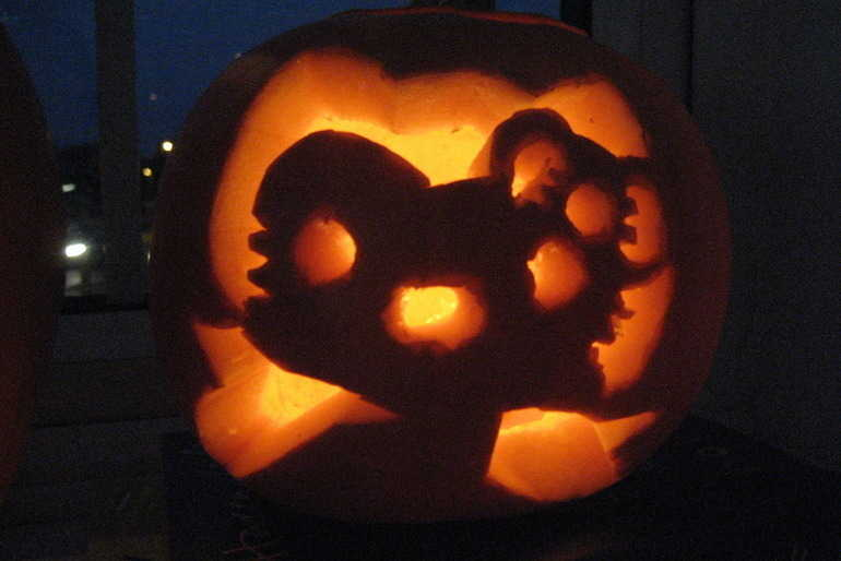 Hallo(ween) Kitty! image