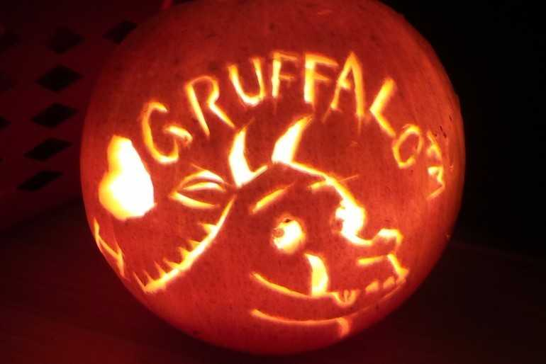 The GRUFFALO!! image