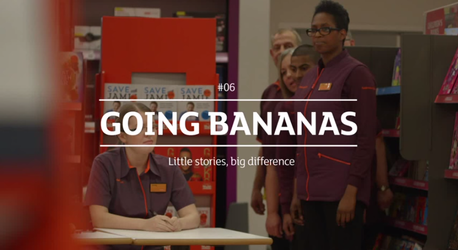Sainsbury's Fairtrade bananas